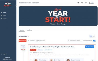 Online Customer Events: A Survival Guide